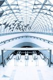 Futuristische architectuur Stock Foto's