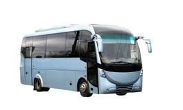 Futuristische bus Stock Afbeeldingen