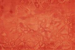 Futuristische digitale achtergrond, blockchain fintech technologie Royalty-vrije Stock Afbeelding