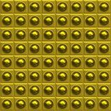 Futuristische mit Ziegeln gedeckte Wand Lizenzfreie Stockfotografie