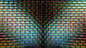 Futuristische Pixel 10471 van de het Schermvertoning Royalty-vrije Stock Afbeeldingen