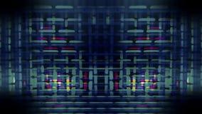 Futuristische Pixel 10473 van de het Schermvertoning Stock Afbeelding