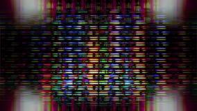 Futuristische Pixel 10475 van de het Schermvertoning Stock Fotografie