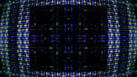Futuristische Pixel 10485 van de het Schermvertoning Royalty-vrije Stock Fotografie