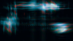 Futuristische Pixel 10563 van de het Schermvertoning Stock Foto