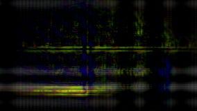 Futuristische Pixel 10564 van de het Schermvertoning Royalty-vrije Stock Fotografie