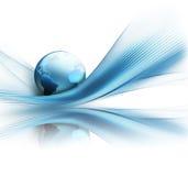 Futuristische Technologie Lizenzfreies Stockbild