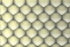 Futuristische textuur met zachte schaduwen Royalty-vrije Stock Foto