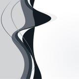 Futuristische vectorachtergrond Stock Fotografie