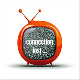 Futuristische VectorTV - EPS Vector royalty-vrije illustratie
