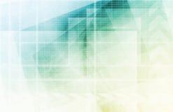 Futuristischer Hintergrund Lizenzfreie Stockfotos