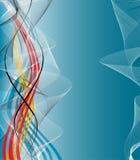 Futuristischer Hintergrund Stockbilder