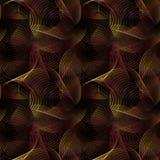 Futuristischer Hintergrund des abstrakten Musters des Vektors nahtlosen mit colo Stockfotos