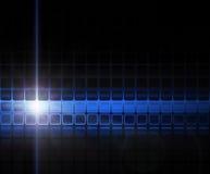 Futuristischer Hintergrundvektor Lizenzfreies Stockbild