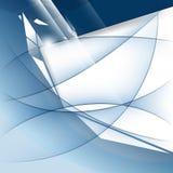 Futuristischer Rahmenhintergrund Lizenzfreie Stockbilder