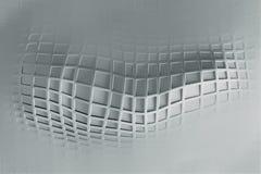 Futuristisk bakgrund med linjer och abstrakt låg-poly polygonal triangulär mosaikbakgrund för rengöringsduk, presentationer och t Royaltyfri Fotografi