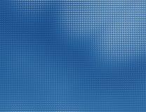 Futuristisk blå bakgrund för design Royaltyfria Bilder