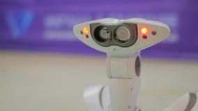 Futuristisk robotspindel Royaltyfri Bild