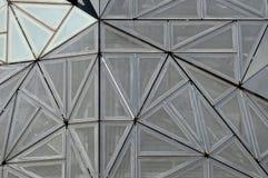 Futuristisk vägg Fotografering för Bildbyråer