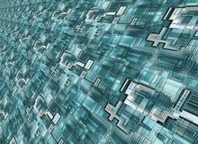 Futuristiska abstrakta bakgrunder Royaltyfri Fotografi