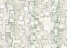Futuristiska abstrakta bakgrunder av digitalt slätar textur Royaltyfria Foton