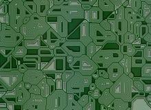 Futuristiska abstrakta bakgrunder. digitalt släta textur Royaltyfria Foton