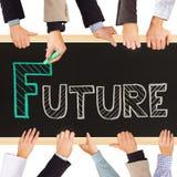 futuro Foto de Stock Royalty Free