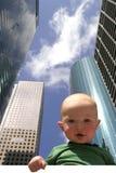 Futuro CEO1 Fotografie Stock