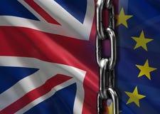 Futuro da Uni?o Europeia fotos de stock royalty free