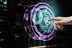 Futuro e conceito da inovação Imagem de Stock Royalty Free