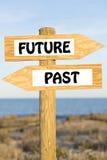 Futuro ed esperienza Immagine Stock