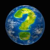Futuro globale Fotografia Stock Libera da Diritti