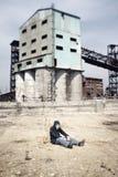 Futuro industriale Fotografie Stock