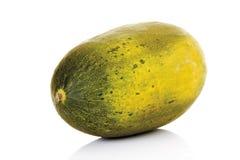 Futuro melon, zakończenie Fotografia Royalty Free