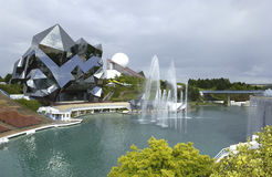 Futuroscope - Poitiers - France Royalty Free Stock Photos