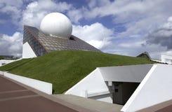 Futuroscope - Poitiers - la Francia Immagine Stock Libera da Diritti
