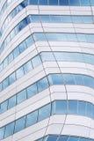futurystyczny drapacz chmur Fotografia Royalty Free