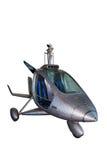 Futurystyczny helikopter Fotografia Royalty Free