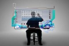Futurystyczny panel zbiory wideo