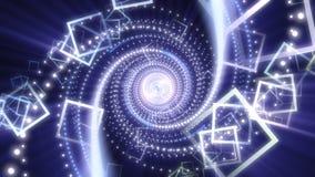 Futurystyczny technologia projekt Obraz Stock