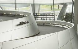 futurystyczny, wnętrze Zdjęcie Royalty Free