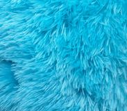 Fuzzy Blue Backdrop Imagem de Stock Royalty Free