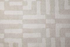 Fuzzy carpet texture as background. Top view stock photo