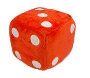 Fuzzy dice Stock Images