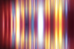 Fuzzy gradient line rainbow background futuristic  lines Stock Photography