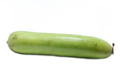 Fuzzy or hairly melon Stock Photo