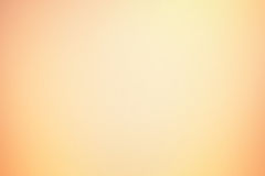 Fuzzy orange background gradient good Royalty Free Stock Photo