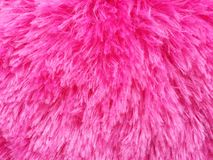 Fuzzy Pink Background Royalty Free Stock Image