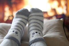 Free Fuzzy Socks Stock Photos - 171676533