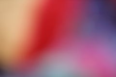 fuzzy tła kolorowe Zdjęcie Royalty Free